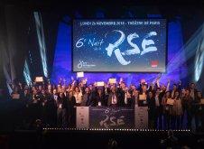 APF Entreprises organise la 6e nuit de la RSE au Théâtre de Paris